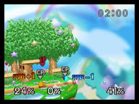 Super Smash Bros N64 - Dream Land Theme (Kirby Theme)