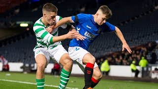 HIGHLIGHTS | Celtic 2-3 Rangers | Youth Cup Final 2019
