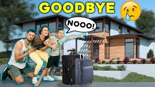 SAYING GOODBYE TO OUR HOME..FOREVER!!! 💔   The Royalty Family