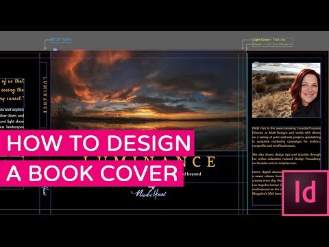 How to Design a Book Cover Jacket in InDesign