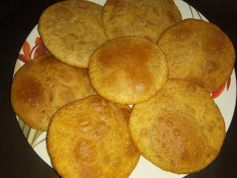Chana-dal ki puri  how make chana dal kachori at home Recipe in Hindi