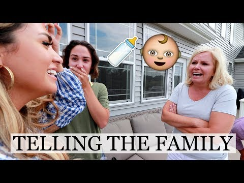 TELLING MY PARENTS I'M PREGNANT (EMOTIONAL) | ALEX AND MICHAEL