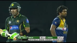 Highlights: 1st T20I at Colombo, RPICS – Pakistan in Sri Lanka 2015