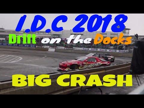I.D.C 2018 Big Crash