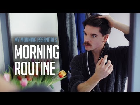 My Morning Routine | Essential Steps To Get Ready!