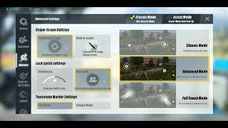 Rules of Survival Mobile | Hold to Scope option