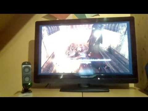 Skyrim: Serana with Aventus doing the Black Sarcament