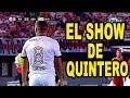 Juan Fernando Quintero vs Godoy Cruz (Local) 18/02/2018 - Resumen del Partido por ZFútbol