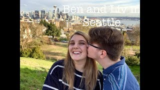 Download Ben and Liv on an Advenure Part 1: Seattle Video