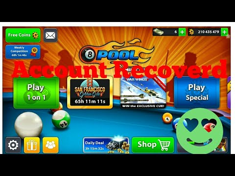 How To Recover Miniclip/Fb 8BP Account (Forgot Password Recover)