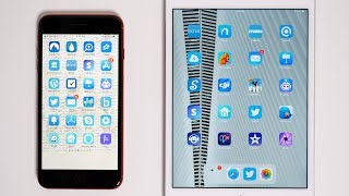 6 Ultra Creative Ways To Organize iPhone and iPad Apps