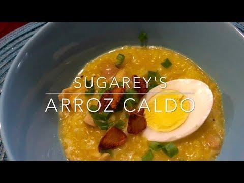 Pressure Cooker Arroz Caldo aka Lugow (Detailed Video)