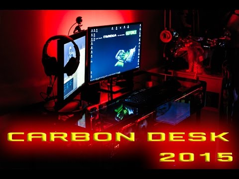CARBON DESK PC 2015 - Worldwide Edition