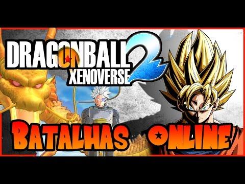 Dragon Ball Xenoverse 2 - Batalhas Online 2 x 2