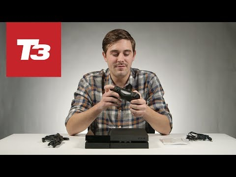 PS4 exclusive unboxing T3 first impressions