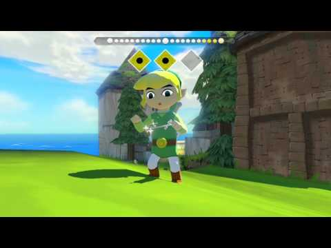 Zelda Windwaker HD How to get the Song Of Passing Fast