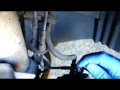 BMW brake pad wear sensor replacement/reset