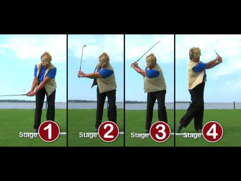 5 SIMPLE STEPS TO GREAT GOLF SWING