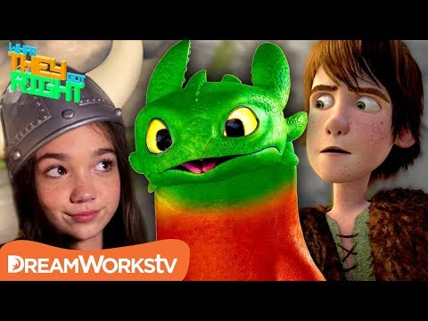 HOW TO TRAIN YOUR DRAGON Almost Looked TOTALLY DIFFERENT!!   WHAT THEY GOT RIGHT