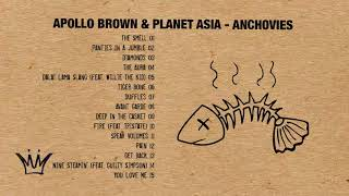 Apollo Brown & Planet Asia - Anchovies (Full Album Stream)