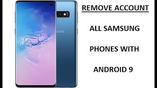 2019 Samsung S8 Plus FRP unlock, FRP Remove with G955f