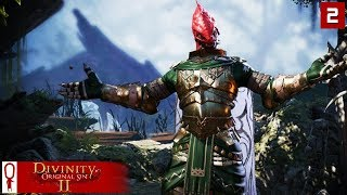Divinity Original Sin 2 Gameplay Part 1 - Undead Fane, The Polymorph