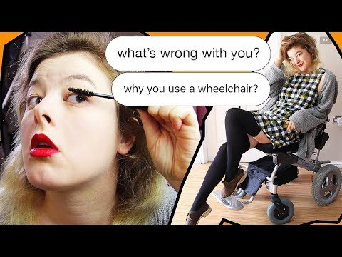 Get Ready With Me, Disability Edition | What is Normality, Anyway?