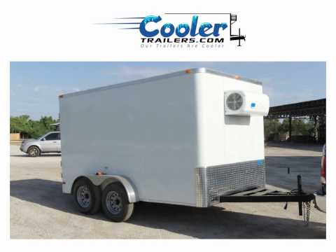 Used thermo king refrigeration units-  Cooler Trailers