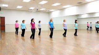 Senorita La-La-La - Line Dance (Dance & Teach in English & 中文)