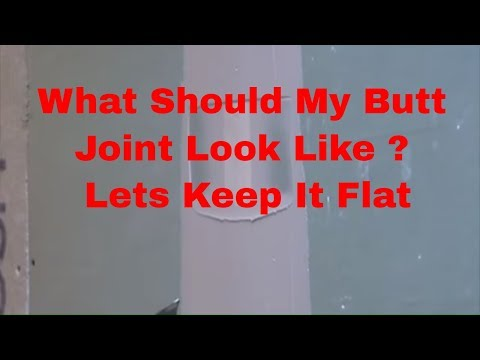 Viewer Request - How to do Butt Joints