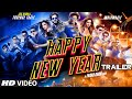 Exclusive Happy New Year Official Trailer Shahrukh Khan Deep