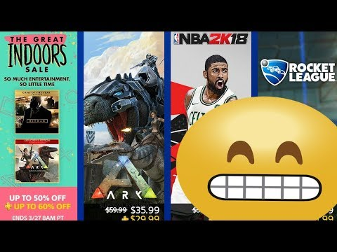 PS4 SALES  'NEW FREE TO PLAY PS4 GAME