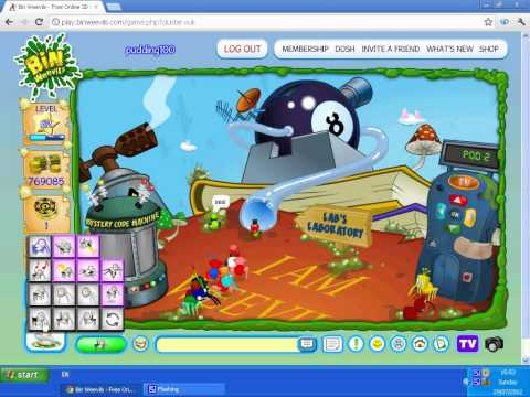 Binweevils-Working awesome glitches 2012 :D