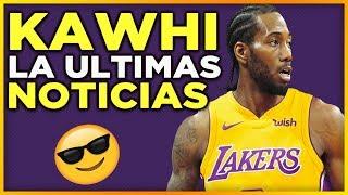 Noticias de Kawhi Leonard y Los Lakers 🔥| Lo ultimo de Zion Williamson 🏀 | NBA Lakers En Español