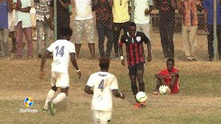 Victorien Adebayor's magic -   Berekum Chelsea vs Inter Allies   HIGHLIGHTS