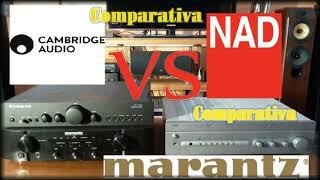Review! The Marantz PM5005 integrated amp  - Vidly xyz