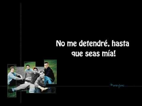 I'll Never Stop- Nsync (Español)