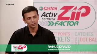 Harsha's answer to Rahul's challenge _ Castrol Activ Scooter Zip Factor