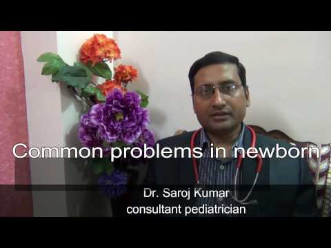 Baby care tips/common problems in newborn  [HINDI]