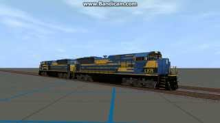 1 minute, 54 seconds) Trainz Amtrak P42 Engine Sounds Video