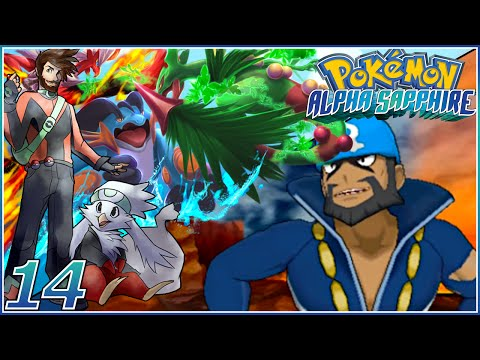 Pokemon Omega Ruby & Alpha Sapphire [ORAS FaceCam] Let's Play #14