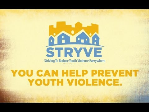 CDC STRYVE: Creating Healthy Youth, Families, and Communities