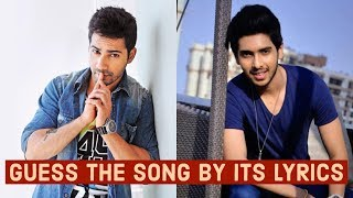 Guess the Song by its Lyrics | Bollywood