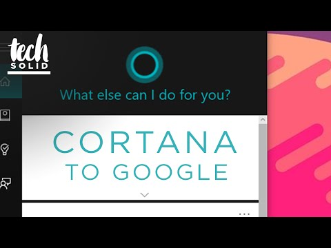 How To Make Cortana Search Google in Windows 10