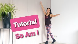 So Am I Tutorial - Ava Max - Uitleg danspasjes - Dance Passion Zumba