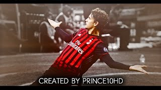 Manuel Locatelli - AC Milan 2016/2017 - Future Captain - Skills, Passes, Tackles & Goals - HD