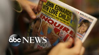 Download National Enquirer faces new allegations of threats and intimidation Video