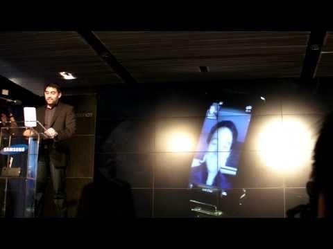 Qik Call on the Samsung Galaxy Tab