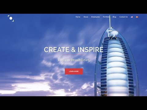 How to Make a WORDPRESS Website with INMOTION - 2018!
