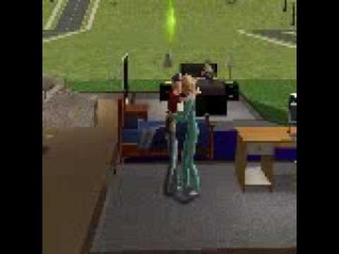 Sims 2 Ex's Back Together #4